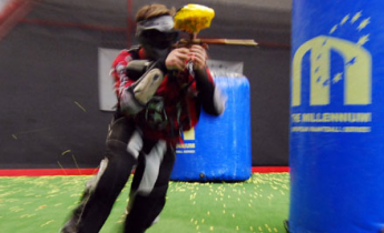 Adrenalinkick! Innendørs Paintball