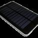 Solcellelader til mobiltelefon