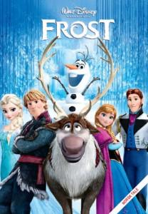 Disney Frost på BluRay